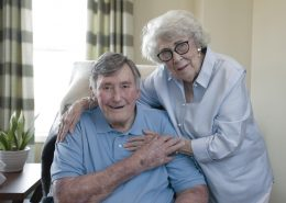 From Independent Living To Skilled Nursing, Couple Stays Connected At St. Catherine's Village