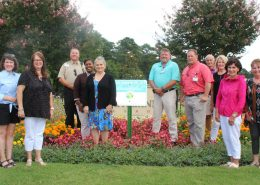 "St. Catherine's Village Receives ""Keep Madison the City Beautiful"" Award"