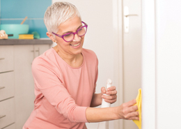 Four Steps To Good Hygiene For Senior Living Residents