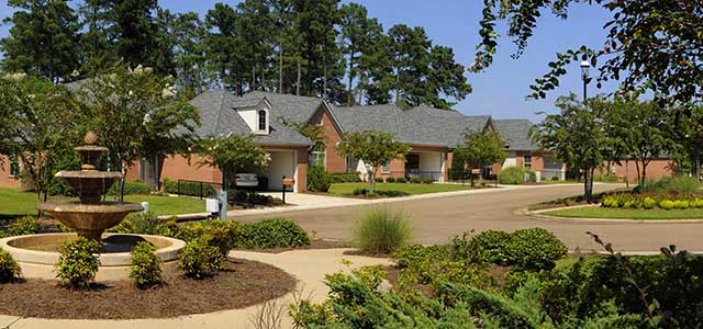 Mississippi Independent Living Garden Homes