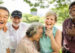 Study Shows Life Plan Communities Enhance Seniors' Overall Health And Well-being