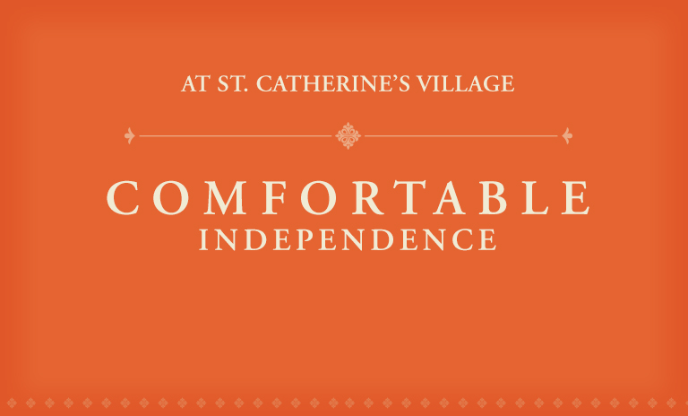 Comfortable Independence